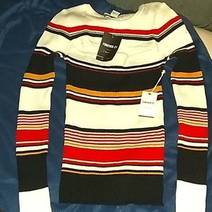 Sweater top long sleeve